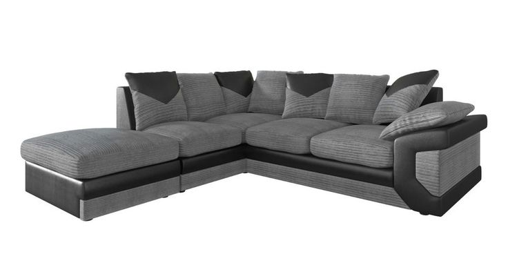 Image result for large grey aubergine snuggle sofa  patterns stripes