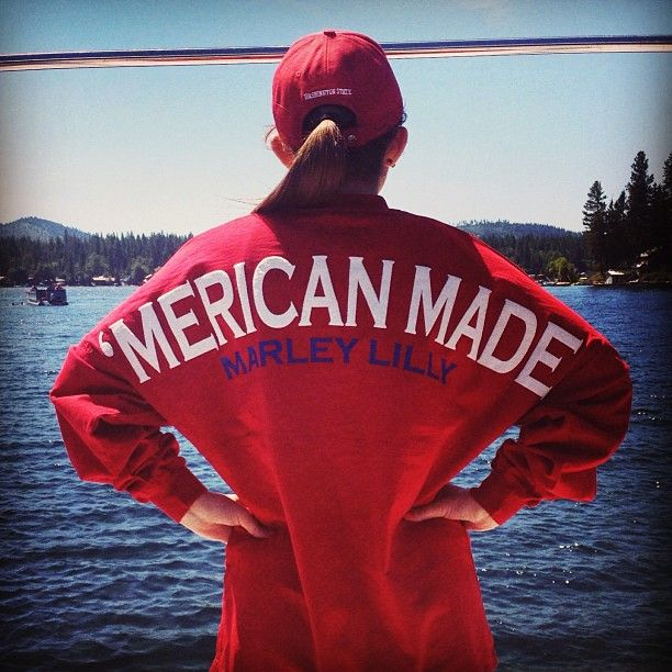 "Marley and lily ""Mercian Made"" spirit jersey"