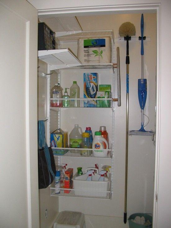 Best 25 Broom Storage Ideas On Pinterest Pallet Ideas