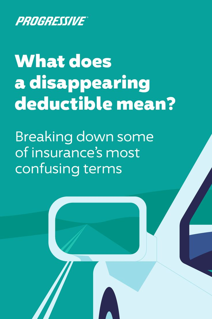 What does a disappearing deductible mean? in 2020 ...