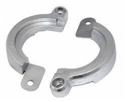 Yanmar Saildrive Split Ring Zinc Anode (pair) $49.95