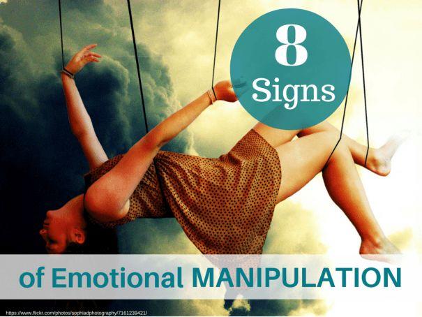 8 σημάδια πως έχετε πέσει »θύμα» συναισθηματικής χειραγώγησης!