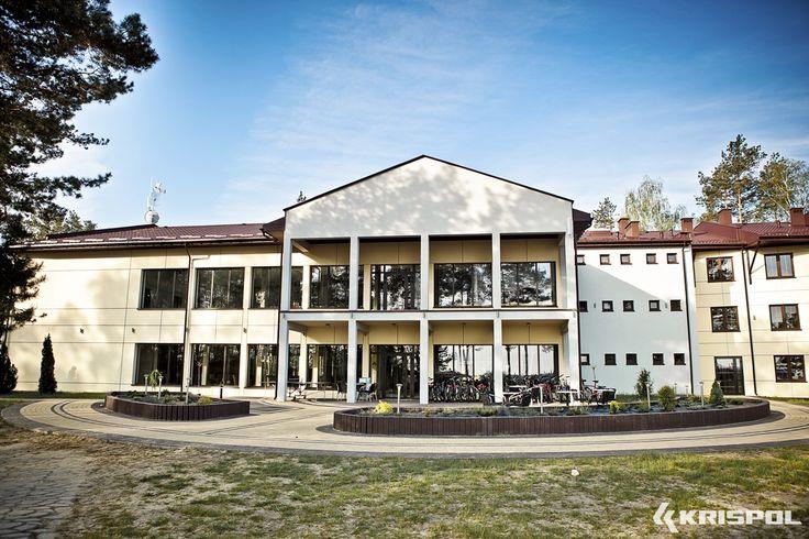 Krispol.pl - Stolarka aluminiowa