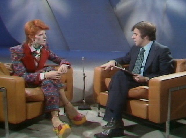David Bowie interviewed by Russell Harty, January 1973