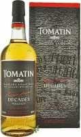 """Whisky Shop - Feine Tropfen Online - Tomatin Decades """"Master Distiller Campbell"""" Single Malt"""