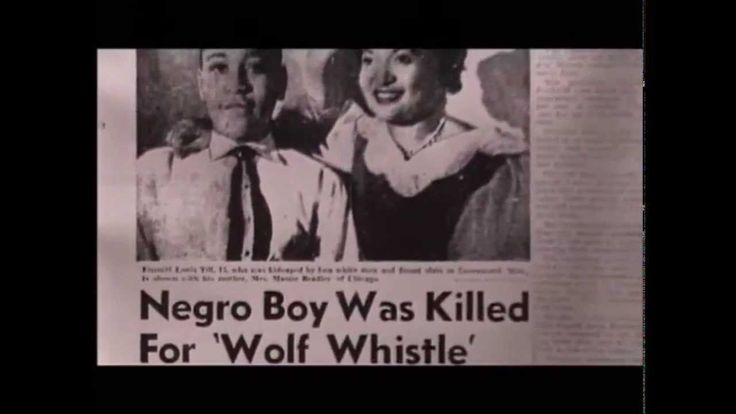 Incredible documentary that kept my students at the edge of their seats. Afterwards, it had my students--without being prompted--comparing Till to Sandy Hook and Trayvon Martin. Overall, it's a sad reminder of the incredibly racist past of America. WARNING: This documentary includes profane language and graphic photos.