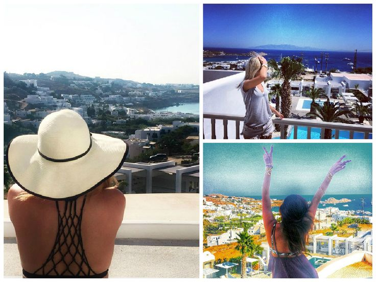 Seeing is believing…! Imagine waking up to our endless sunshine and breathtaking sea views from the privacy of your Palladium Boutique Hotel balcony! Are you ready for ‪Mykonos‬? Photo credits: payalia, bids101 and haleychristine650 via Instagram. #Greece #Greek #island #holidays #sun #sea