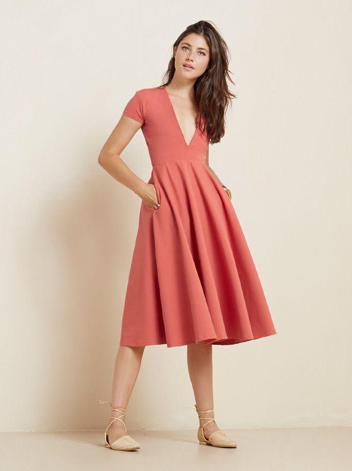 Reformation Garnet Dress - 150