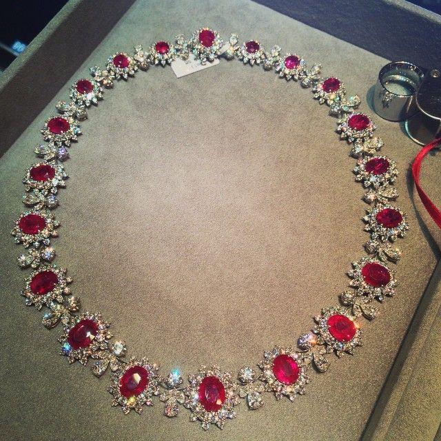 25 best ruby necklace ideas on pinterest ruby jewelry