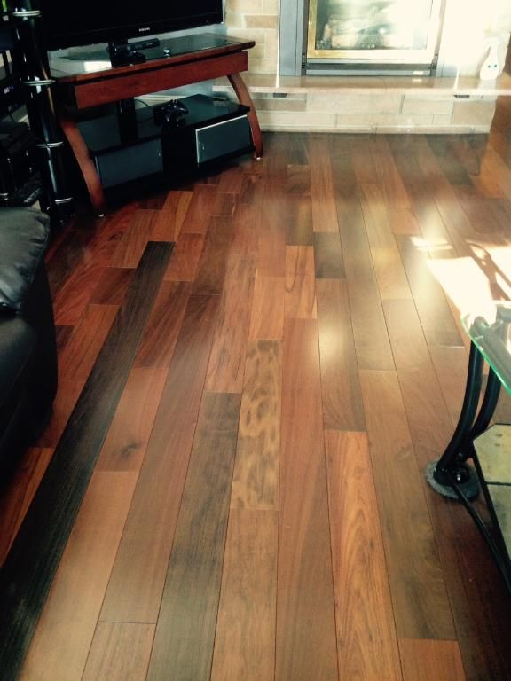 Natural beauty solid strength timeless style brazilian for Unfinished brazilian walnut flooring