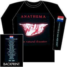 Anathema The Natural Disaster NL T-Shirt