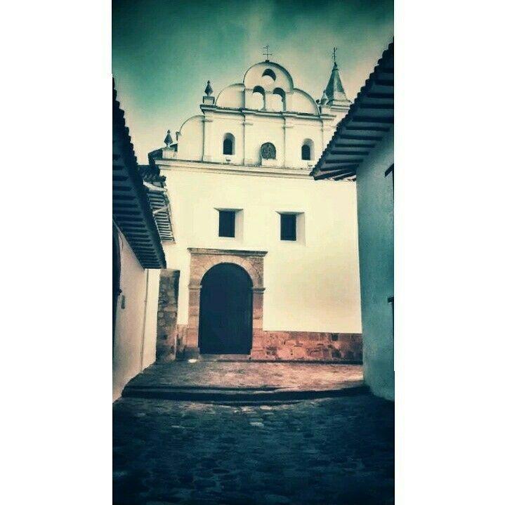 Iglesia colonial