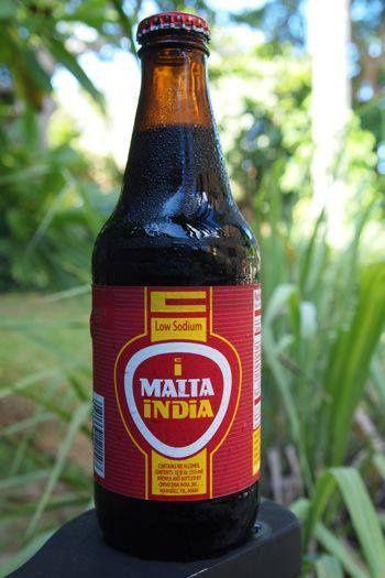 Malta India de Puerto Rico...mi favorita