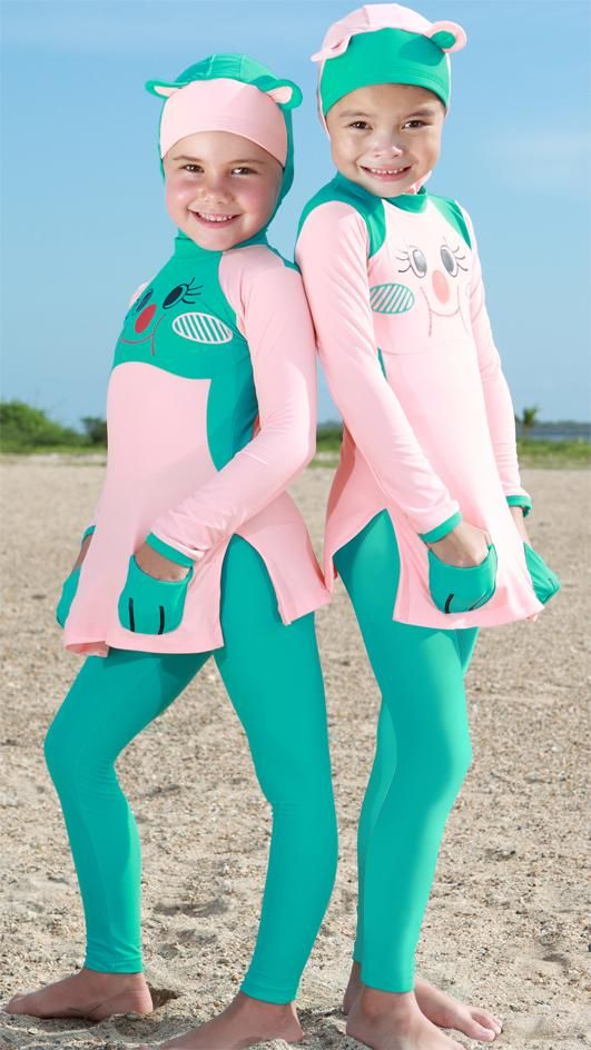 Islamic Swimsuits & Modest Swimwear by Muslim Swimwear