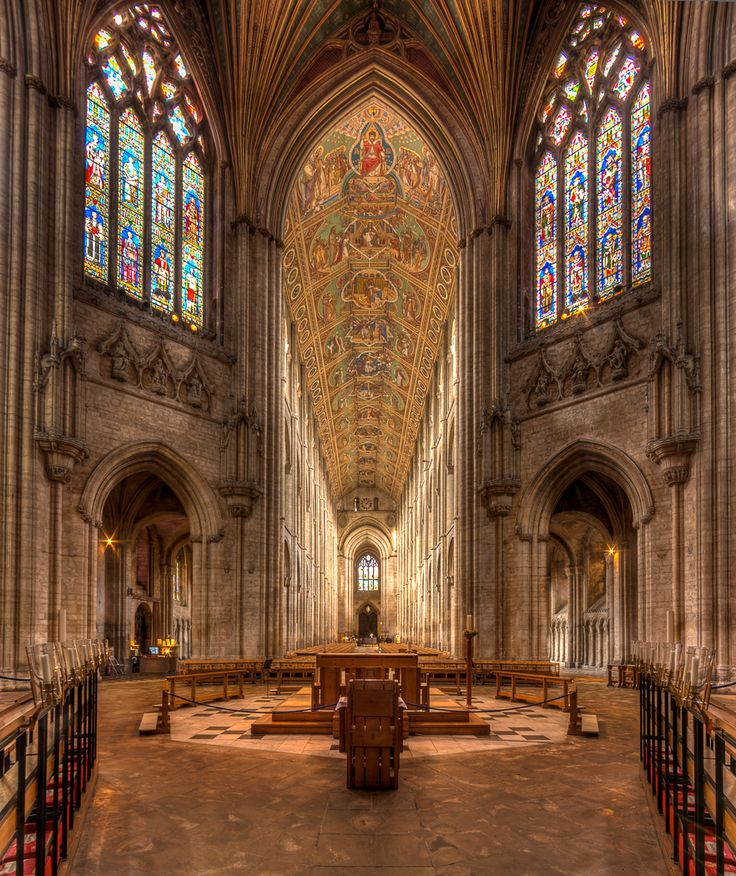 Ely Cathedral  Cambridgeshire U.K. Impressive ! !