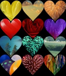 Trendy Heart Designs