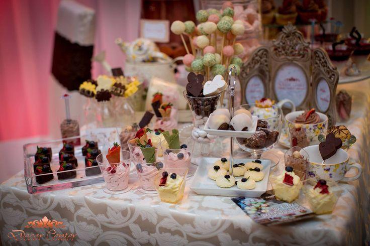 Ce părere aveți despre acest candy bar?#decorcenter#candybar#wedding