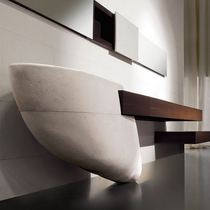 Fall In Love With Modern Italian Bathroom Design #