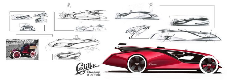 Cadillac New Model B with Royal Automobile Club on Behance