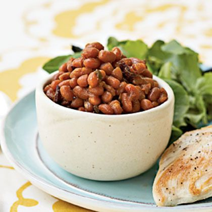 about Baked Beans / Recipe on Pinterest | Bacon, Boston baked beans ...