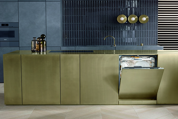 Miele has incorporated touchscreen technology into its appliances with the new ArtLine series. We chatted to Liam Gawne from Miele to find out more