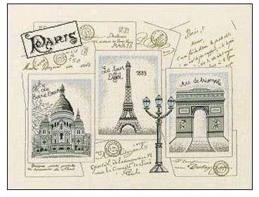 Gallery.ru / Фото #1 - Souvenir DE Paris - jrcfyj4rf