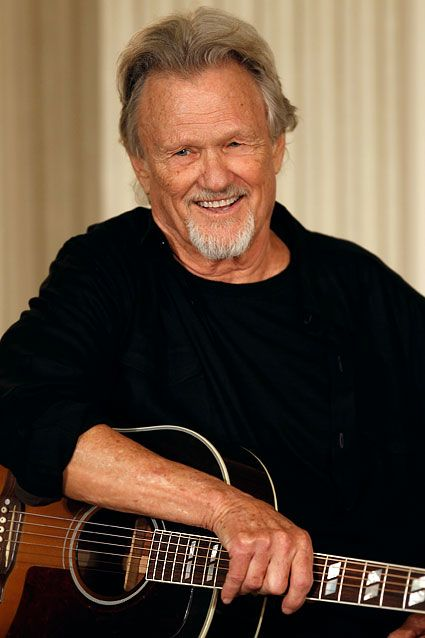 Kris Kristofferson- U.S. Army Helicopter pilot in Germany with the 8th Infantry…