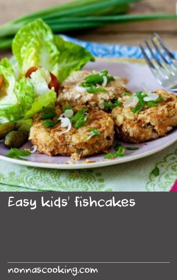 How To Make Fish Cakes With Tinned Tuna