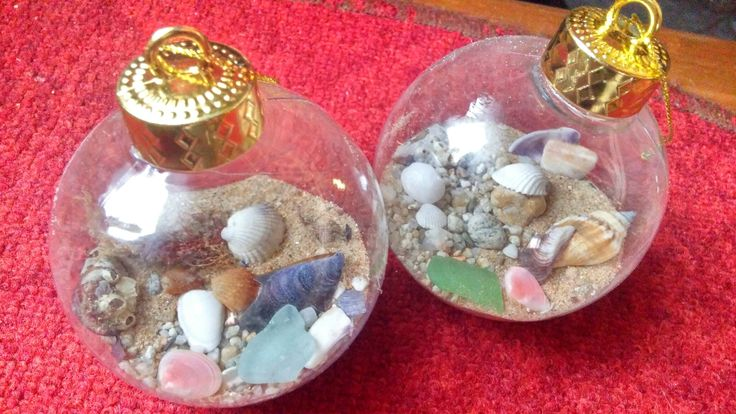 Beach globe