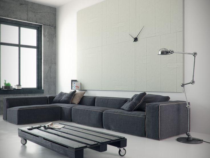 Dock Four | Dutchdesign #New #Modern #sfeer #Impression #soft #color #kokwooncenter #201608