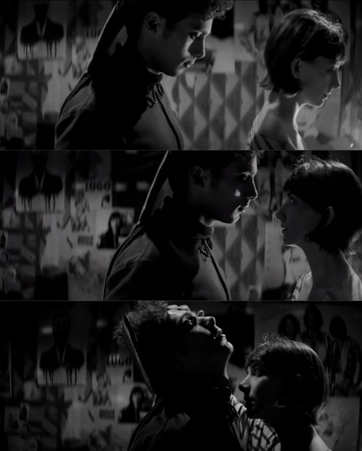 A Girl Walks Home Alone at Night / Scene Highlight (2014), d. Ana Lily Amirpour, d.p. Lyle Vincent