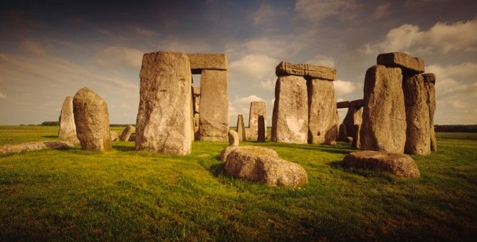 "Archaeologists Discover Puzzle ""Stonehenge"""