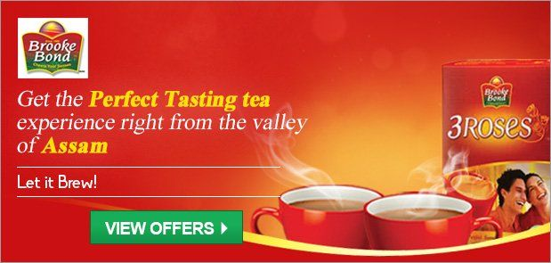 Brooke Bond is a brand-name of tea owned by Hindustan Unilever. Our purpose is to make sustainable living commonplace. We work to create a better future every day, with brands and services that help people feel good, look good, and get more out of life.Since 1869, Brooke Bond has brought you the perfect tasting tea experience with the best chosen leaves from Assam.