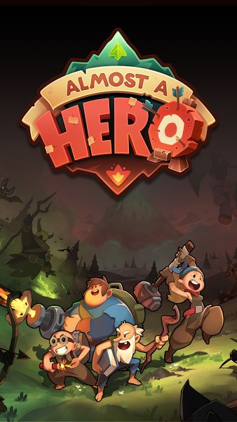 Almost a Hero - RPG Clicker Game with Upgrades v1.6.2 (Mod Money) Apk Mod  Data http://www.faridgames.tk/2017/07/almost-hero-rpg-clicker-game-with.html