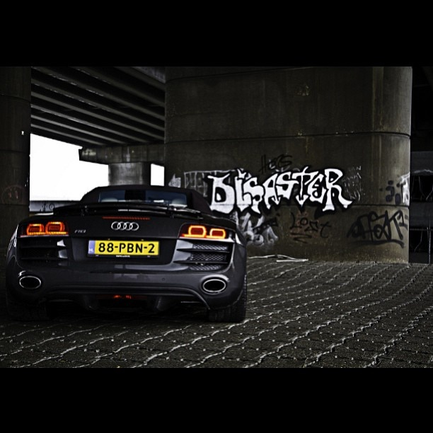 BLASTER! Audi R8 POW!  ---> Video about my 800 a day method: www.Energy-Millionaires.com/FreeAccount