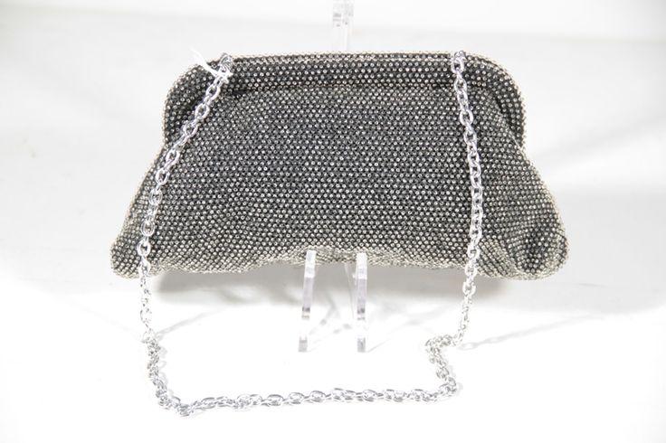 EMILIO SCHUBERTH Italian VINTAGE Beaded EVENING BAG Shoulder Bag PURSE RARE
