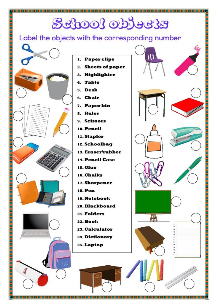 9 best classroom objects esl english worksheets images on pinterest teaching english. Black Bedroom Furniture Sets. Home Design Ideas