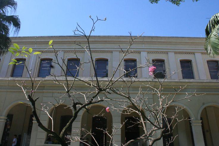 Museu da Imigração. Antiga Hospedaria do Imigrante. Primeira casa para muitos estrangeiros no Brasil. Mooca- SP