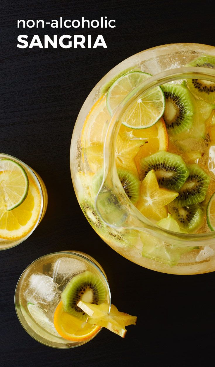 The 25+ best Non alcoholic sangria ideas on Pinterest ...