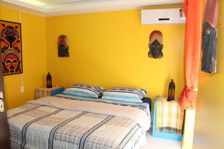 Apartamento Conforto - Casal