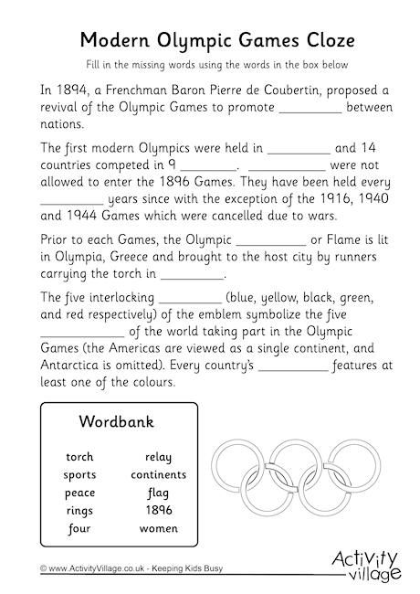 Alphabet Worksheets A Pdf  Best Sport Images On Pinterest  English Lessons English  Character Setting Worksheet with Animal Babies Worksheet Word Test Them With This Fun Cloze Worksheet Read The Text And Fill In The  Missing Words From The Word Bank Prepositional Phrase Worksheet 7th Grade Word