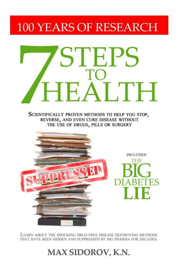 7+Steps+To+Health+PDF+&+The+Big+Diabetes+Lie+Book+(eBook+Free+Download)