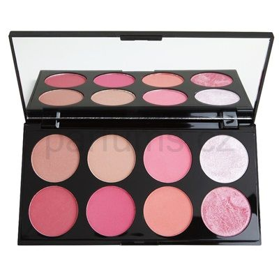 Makeup Revolution Ultra Blush paleta tvářenek