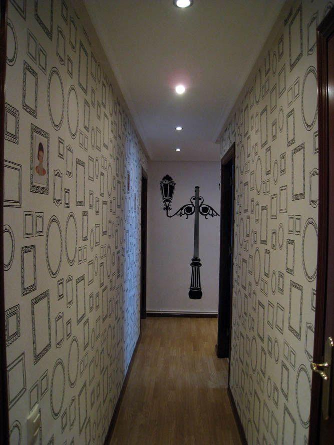 Mejores 66 imgenes de Ideas para pasillos en Pinterest