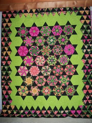 72 best Stack n whack images on Pinterest | Christmas letters ... : stack and whack quilt patterns - Adamdwight.com