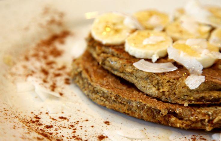 Proteïne pancakes