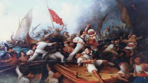 """Barbary Wars: How Thomas Jefferson Led America's First """"War On Terror"""" 