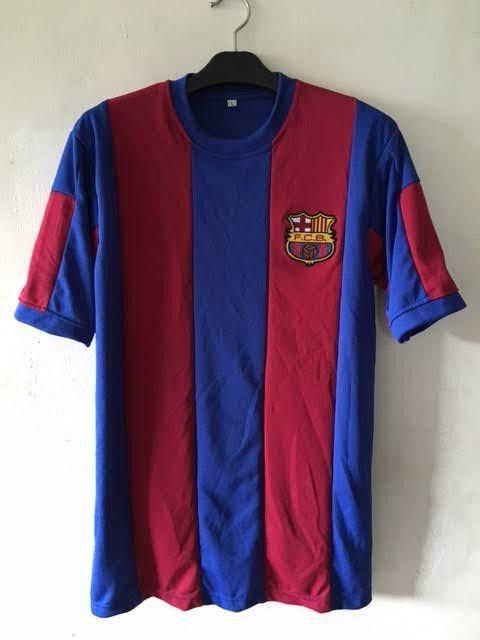 1977/78 Barcelona Home Shirt