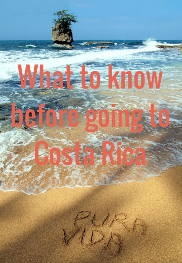 The Concise Costa Rica Travel Guide: How to Prep, Pack & Plan - Her Packing List