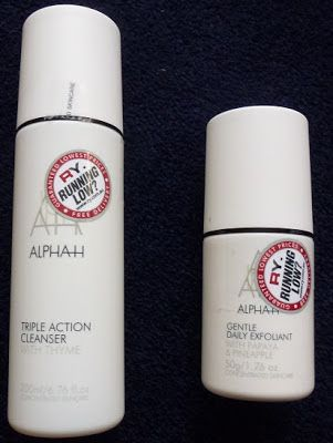 Great products worth the price! http://www.danniibeauty.blogspot.com.au/2013/09/alpha-h-triple-action-cleanser-and.html